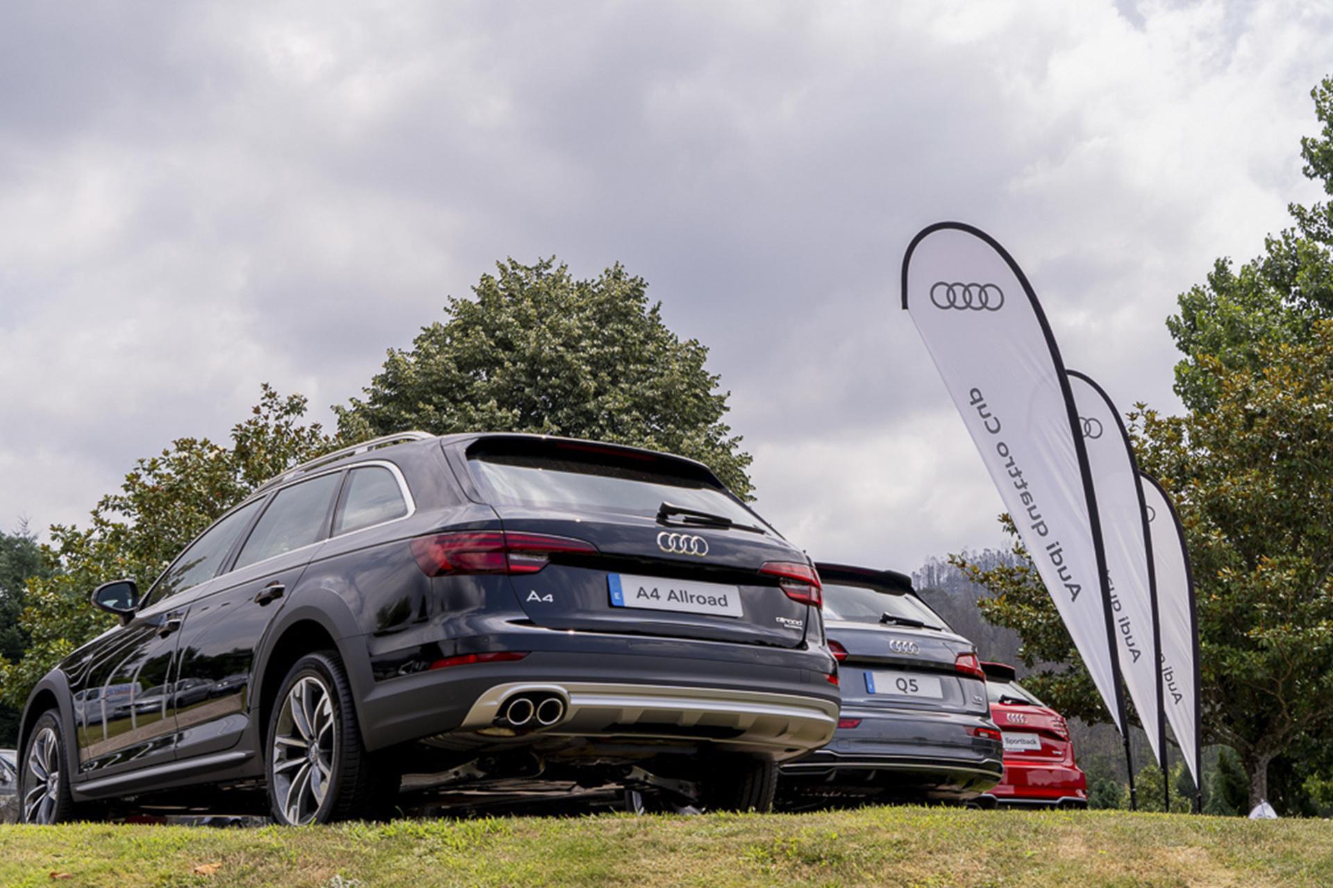 La Audi quattro Cup 2018 suma nuevos finalistas en Galicia | Audi quattro Cup